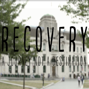 Recovery: A Journey Not a Destination